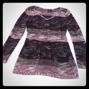 Ultra Flirt Knit Sweater